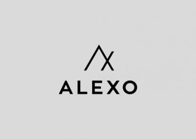 Portfolio 1 logo Alexo