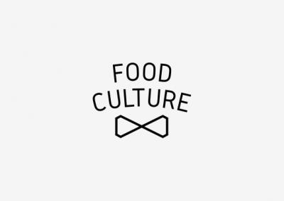 Portfolio 2 logo FoodCultute