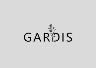 Portfolio 17 logo Gardis