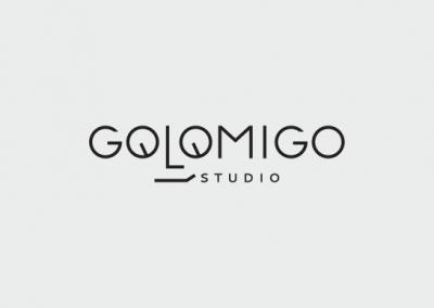 Portfolio 20 logo Golomigo