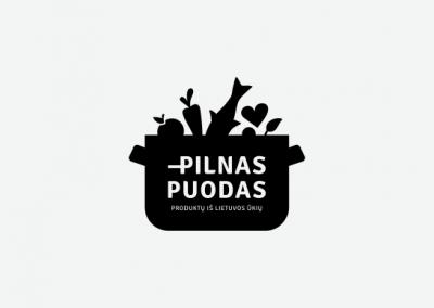 Portfolio 5 logo PilnasPuodas