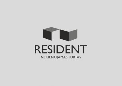 Portfolio 22 logo Resident